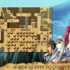 Undefeated, Undefeated : Un jeu de rôle RPG Maker sur Android