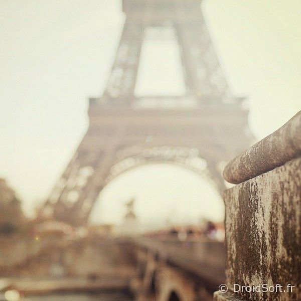 Tour Eiffel android wallpaper hd tablette