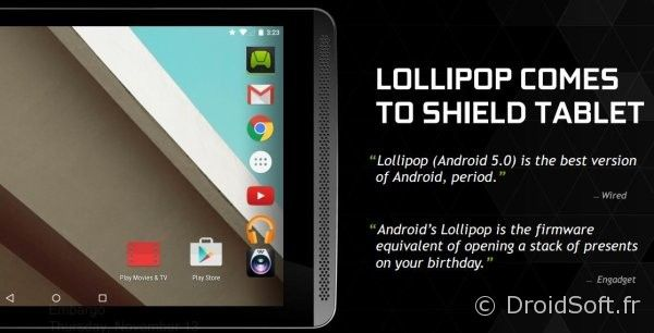 android 50 nvidia shield