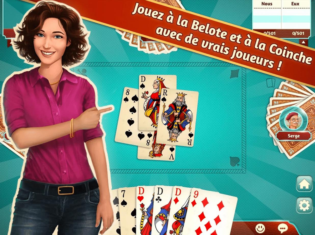 Jeux de cartes en ligne gratuit sans telechargement