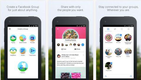 facebook groups app