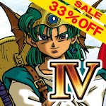 logo  DRAGON QUEST IV
