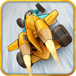 logo  Jet Car Stunts 2