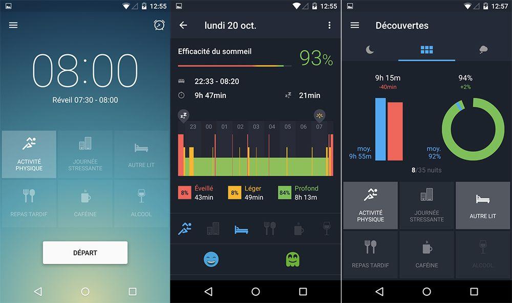 sleep better android