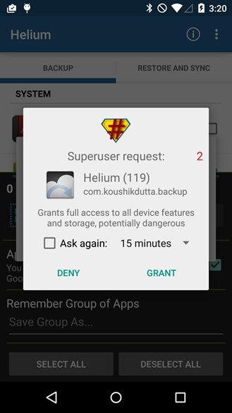 supersu root android 5