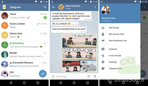 telegram apk app