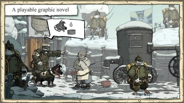 valiant hearts jeu apk