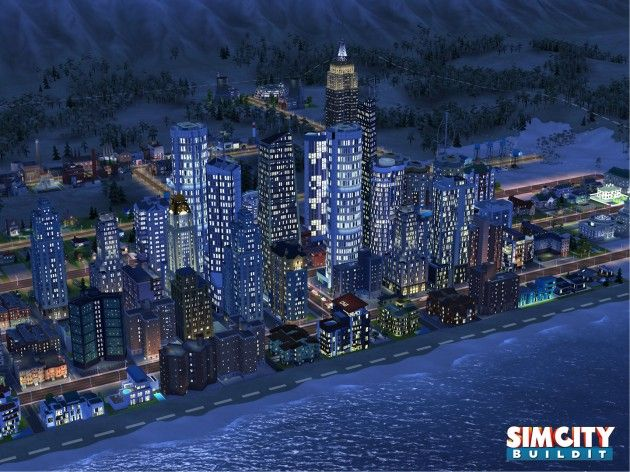 simcity android, SimCity BuildIt disponible pour nos Android !