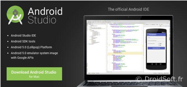 android studio v1 exe dmg apk