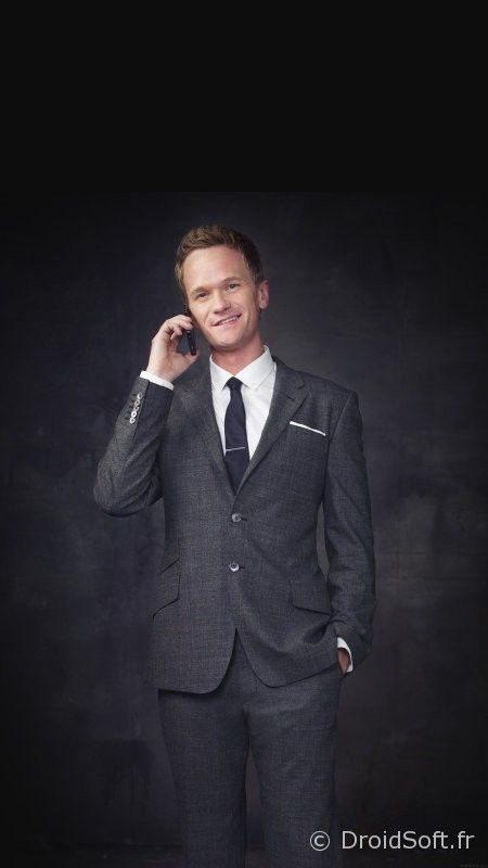 barney-stinson-actor-wallpaper android smartphone