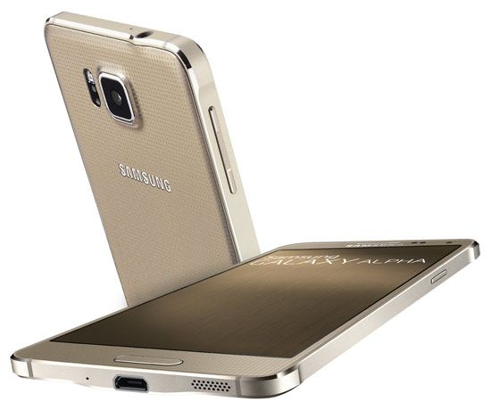 galaxy alpha android pas cher