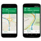 google-maps-guidage-android