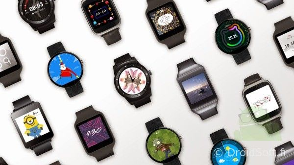 google smartwatch android wear 5.0