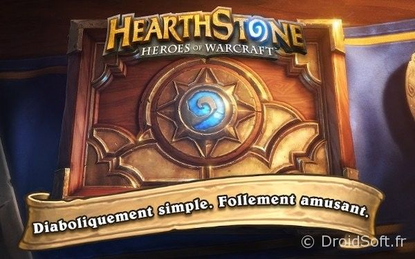 hearthstone heroes of warcraft apk
