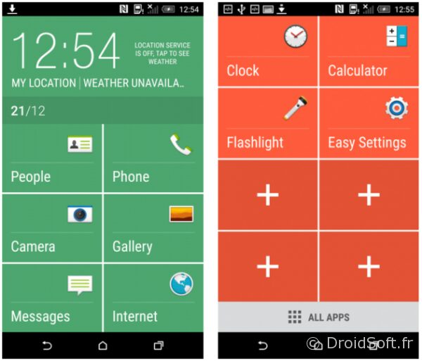 htc one sense 6 android 5 4
