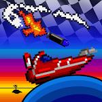logo  Pixel Boat Rush