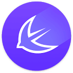 logo  APUS-Small,Fast,Android Boost