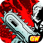 logo  Chainsaw Warrior