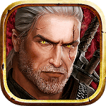 logo  The Witcher Adventure Game