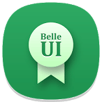 logo  Belle UI Icon Pack