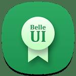 logo  Belle UI Icon Pack