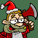 logo  Crazy Farming: Holiday Special