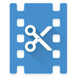 logo  VidTrim Pro - Video Editor