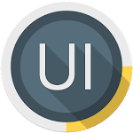 logo  Click UI - Icon Pack