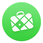 logo  MAPS.ME Pro — offline carte