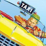 logo  Crazy Taxi