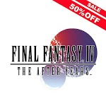 logo  FINAL FANTASY IV: AFTER YEARS