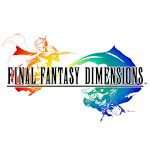 logo  FINAL FANTASY DIMENSIONS