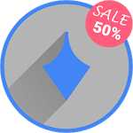 logo  Velur - Icon Pack