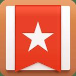 logo  Wunderlist: Liste des tâches