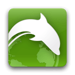 logo  Dolphin Browser for Android