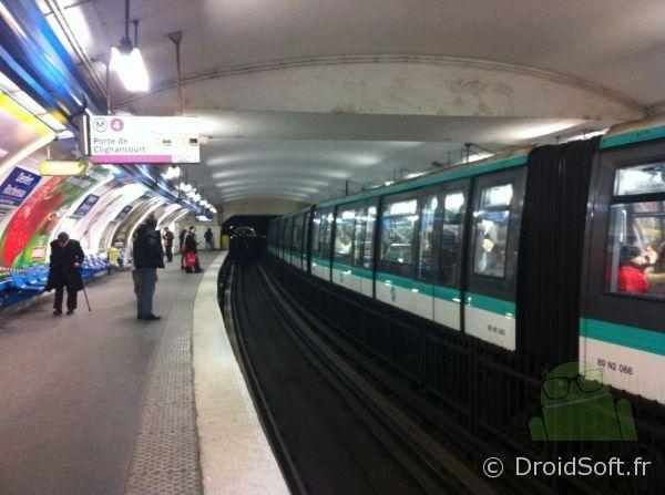 metro-parisien free