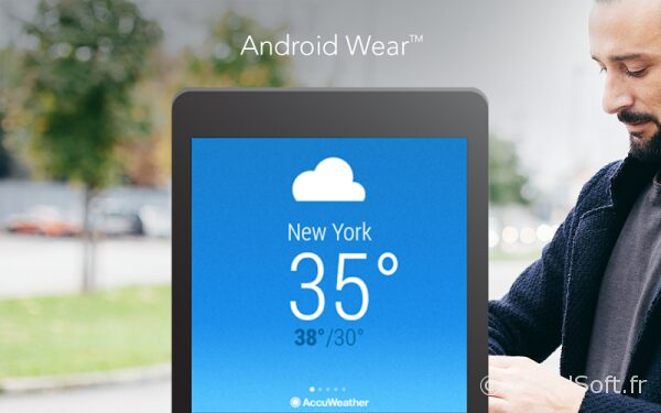 accuweather android wear