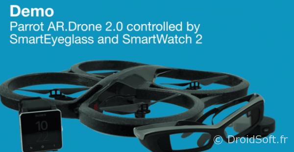 ar drone 2 sony