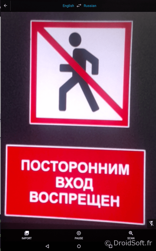 google translate russe