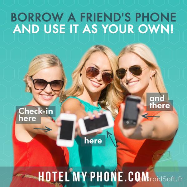 hotel my phone apk