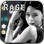 logo  Cinema Game : RAGE
