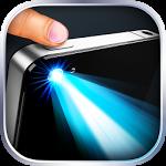 logo  Power Button Flashlight /Torch