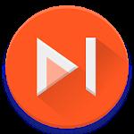 logo com.reactivstudios.android.nextsong.pro
