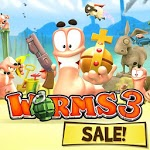 logo  Worms 3
