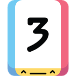 logo  Threes!