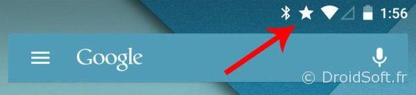 notification prioritaire