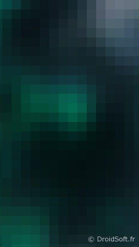 smartphone wallpaper android hd pixels verts