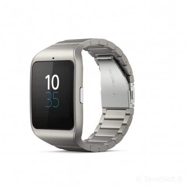 smartwatch3 sony metal