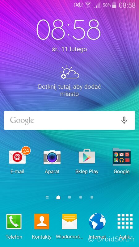 galaxy note 4 android 5.0.1 lollipop