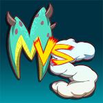 logo  Monster vs Sheep